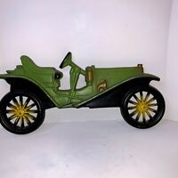 Midwest 1909 Hupmobile Antique Car Wall Hanging Cast Aluminum