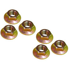 6 Pack Blade Nuts 712 0417a 712 0417 912 0417 Fits Mtd E20 Compact Tractors
