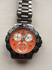 Classic Tag Heuer Formula 1 Men's Sports Watch CAH1113 / REK136 - unwanted gift
