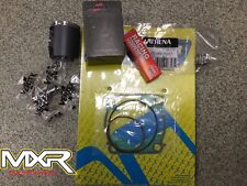 YAMAHA YZ 85 2002-2018 TOP END REBUILD KIT WITH VERTEX PISTON SIZE B AND MORE
