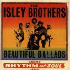 The Isley Brothers : Beautiful Ballads Soul/R & B 1 Disc Cd