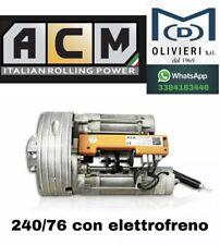 Motore ACM Titan 240/76 Doppio Motore Con Freno Cod.1112311