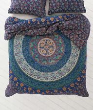Brush PrintQueen/King Cotton Bed Quilt/Doona/Duvet Cover Set New Bohemian Set157