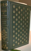 DISEASES OF THE EYES, by ANTONIO SCARPA, BEAUTIFUL LEATHER, MEDICAL CLASSIC