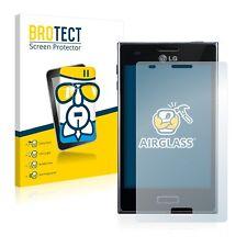 LG Electronics E610 Optimus L5 Glass Film Screen Protector Protection