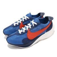 Nike Moon Racer QS Mountain Blue Orange Men Running Shoes Sneakers BV7779-400