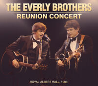 The Everly Brothers : The Reunion Concert CD 2 discs (2014) ***NEW***