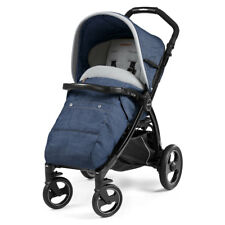 Poussette Book completo Urban Denim Peg Perego