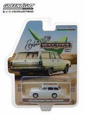 Greenlight 1:64 Estate Wagons Sr 1 1968 VW Type 3 Squareback