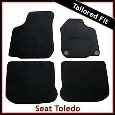 Seat Toledo Tailored Fitted Carpet Car Mats (1999 2000 2001 2002 2003 2004)