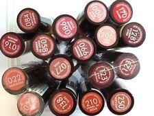 Rimmel Cream Lipsticks