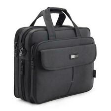 Coffee Laptop Bag Business Briefcase Case Executive Work Shoulder Bag Men
