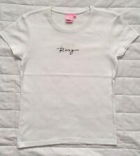 Roxy ladies T-shirt white size 10