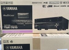 Yamaha TSR-7810 7.2-Channel 4K Bluetooth Network AV Receiver NIB SHIP FROM STORE