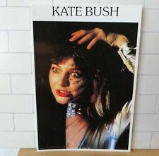 More details for vintage original kate bush postcard - studded collar - splash manchester x148