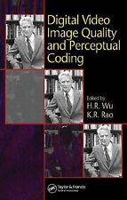 Digital Video Image Quality and Perceptual Coding (Signal Processing a-ExLibrary