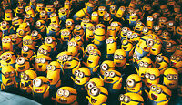 Despicable Me 2 Minions Giant Poster - A0 A1 A2 A3 A4 Sizes Available