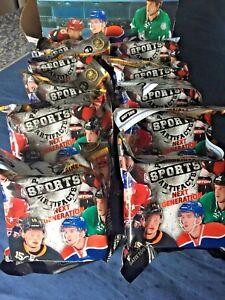 NHL Figurines Series 2 Premium Sports Artifacts Next Generation Lot of 10 NEW.