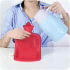 Hot Water Bag Hand Warmers Therapy Winter Warm Home Office Rubber 1000ml Random