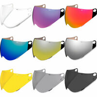 Icon Precision Optics Repl. Face Shield for Icon Variant Helmet -Pick Color