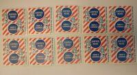 Cracker Jack Prize Paper Lot Surprise Inside Sealed Random Bundle of 10 Canada