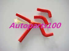 For KTM 450SX 525SX Radiator Red Silicone Y Hose Kit 2003-2006 2004 2005