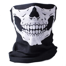 1Pc Ghost Biker Skull Face Mask Motorcycle Ski Balaclava Hood Cs Sport Helmet