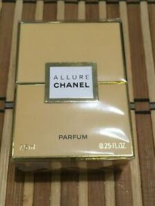 Chanel ALLURE  Pure Parfum-extrait 0.25 oz(7.5ml)   BNIB new&boxed rare
