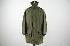 BARBOUR Gamefair Olive Wax Jacket size C38 97Cm
