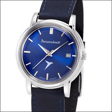 Aristo Messerschmitt Blue Special Edition Swiss Quartz Dress Watch #KR200-BDBL