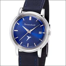 Aristo Messerschmitt Blue Special Edition Swiss Quartz Dress Watch #KR200-BDBL