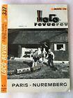Magazine LOCO REVUE n°337 mars 1973.