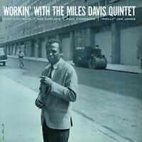 Davis, MilesWorkin' with the Miles Davis Quintet (New Vinyl)