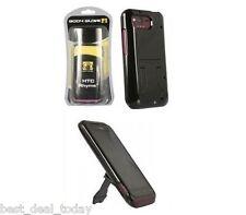 Body Glove Vibe Slider Case W/ Stand For HTC Rhyme Verizon ADR6330 Black 9248101
