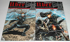 UBER #1 & 2  NM+  (2013) 1st PRINTING ,WWII TALES, HITLER'S PAWNS.