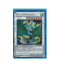 DAIGUSTO EGULS - DT05-EN090 - Ultra Rare - DUEL TERMINAL YuGiOh Card