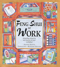 FENG SHUI AT WORK   by Antonia Beattie ( system of harmony. (Daoi)