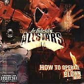 LO FIDELITY ALLSTARS- How to Operate... CD Pigeonhed Shawn Smith Brad Pearl Jam