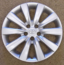 "Genuine Toyota Corolla  2011 2012 2013 16"" Wheel cover Hub cap 10 spokes"