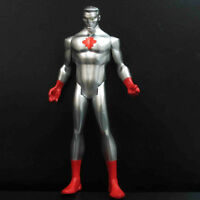 "DC UNIVERSE YOUNG JUSTICE JLU Captain Atom  ACTION FIGURE 4""  #SDB5"