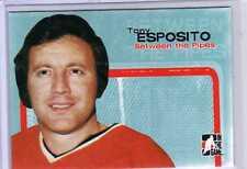 TONY ESPOSITO 04/05 ITG Between the Pipes Goalie #6 Hockey Card Blackhawks