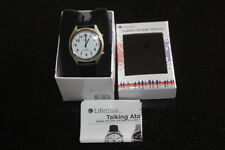 Lifemax 407 Mens Radio Controlled Talking Watch BRAND NEW RRP £52.99 BARGAIN!!!!