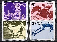 Poland - 1983 Polish medals at sport events - Mi. 2862-65 MNH