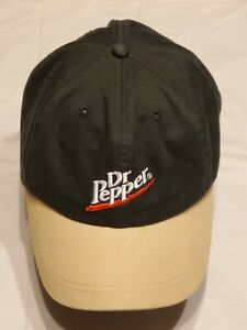 dr. pepper hat black and grey Daystone Adjustable