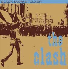 Black Market Clash [EP] by The Clash (CD, Jun-1996, Epic) RARE Import!