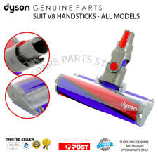 DYSON V8 V7 ALL MODELS VACUUM HEAD - FLUFFY SOFT - FLOOR TOOL - GENUINE PART