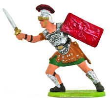 Preiser Elastolin 50213 Roman Legionary Thrusting - original painted 70mm mib