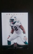 NFL Trading Card Karlos Dansby Miami Dolphins Score 2012 Panini