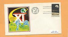 APOLLO XI COLLINS,ARMSTRONG,ALDRIN JUL 19,1969 CAPE CANAVERAL