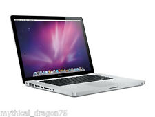 "Apple Macbook Pro 2.4GHz i7 15.4"" 1TB SSD/16GB DDR3 Hi-Res/Dual Gfx/Early '13"